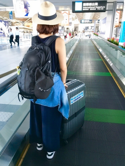 海外旅行へ持っていくのに最高なバッグはどんなもの??レディース編!!