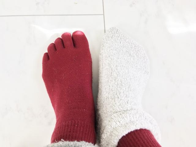 冷えとり靴下を比較購入するときチェックしないと損しちゃうポイントって!?