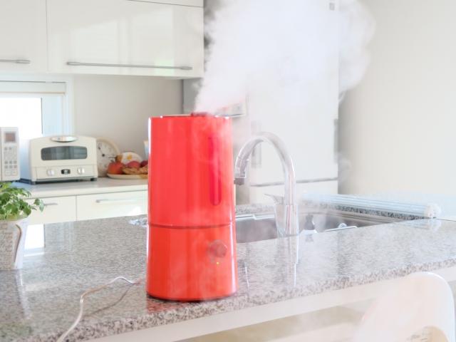 加湿器の水垢の落とし方は?硬くて頑固な水垢の攻略法とは
