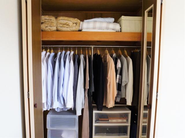 春の衣替えは断捨離のチャンス!?整理の方法とコツを伝授します